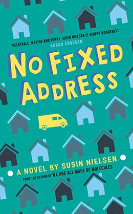 Win a Hardback copy of No Fixed Address!