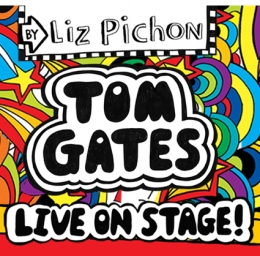 Win a family ticket to see Tom Gates Live on Stage!