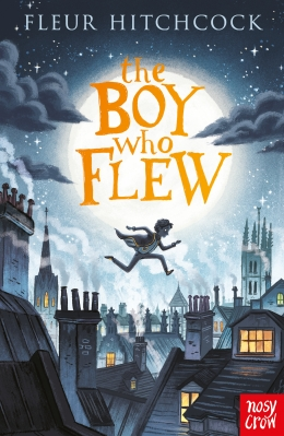Win a copy of The Boy Who Flew by Fleur Hitchcock