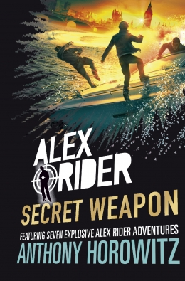 Win an Alex Rider Goody Bag!