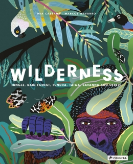 Win a hardback copy of Wilderness by Mia Cassany