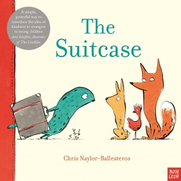 Win a copy of The Suitcase by Chris Naylor-Ballesteros!