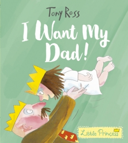 Win a hardback copy of I Want My Dad!
