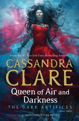Win a set of the Dark Artifices Trilogy by Cassandra Clare!