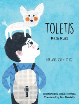 Win a copy of Toletis by Rafa Ruiz