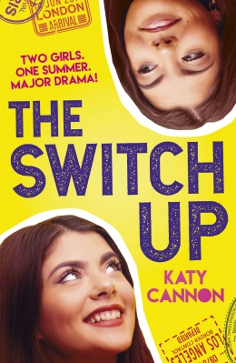 Win a copy of The Switch Up by Katy Cannon!
