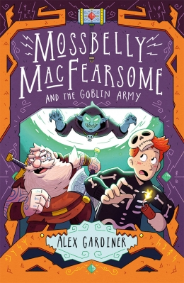 Win a copy of Mossbelly MacFearsome and the Goblin Army!