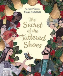 Win a SIGNED copy of The Secret of the Tattered Shoes!