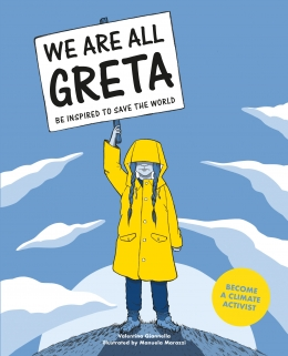 Win a copy of We Are All Greta plus extra goodies!