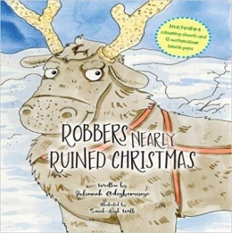 Win copies of Christmas Books!