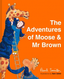 Win a Paul Smith Moose & Mr Brown exclusive T-shirt!