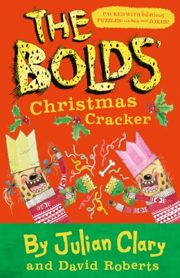 Win a copy of The Bolds' Christmas Cracker by Julian Clary!