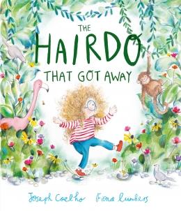 Win a copy of The Hairdo That Got Away by Joseph Coelho!