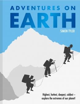 Win TWO hardback Adventure Books by Simon Tyler!