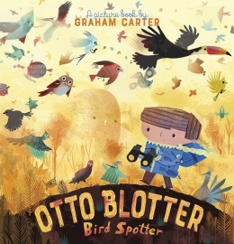 Win a copy of Otto Blotter, Bird Spotter by Graham Carter!
