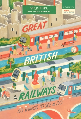 Win Great British Railways and London Underground books!
