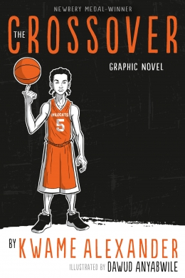 Win a copy of The Crossover Graphic Novel!