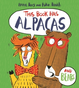Win a copy of This Book Has Alpacas by Emma Perry!