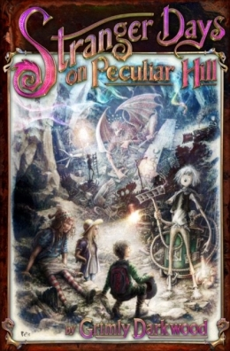 Win a SIGNED copy of Stranger Days on Peculiar Hill