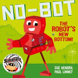 Win a copy of No-bot's Adventures, book 1 & 2!