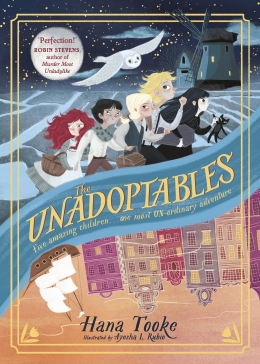 Win a copy of The Unadoptables by Hana Tooke!