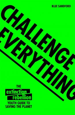 Win a copy of Challenge Everything by Blue Sandford!