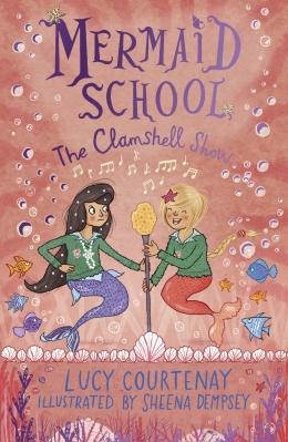 Win books 1,2 & 3 in the Mermaid School series!