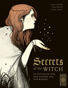 Win a hardback copy of Secrets of the Witch