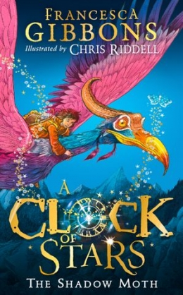 Win a SIGNED copy of the magical debut, A Clock of Stars!