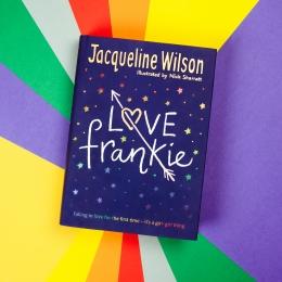 Win a copy of Jacqueline Wilson's new novel, Love Frankie!