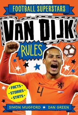 Rashford Rules & Van Dijk Rules - win a copy of each!