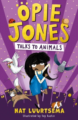 Win a SIGNED copy of Opie Jones Talks to Animals!