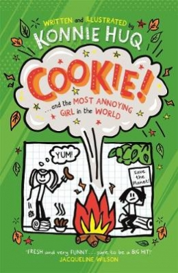 Win a copy of Cookie and the Most Annoying Girl in the World