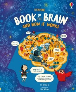 Win a SIGNED copy of Usborne Book of the Brain!