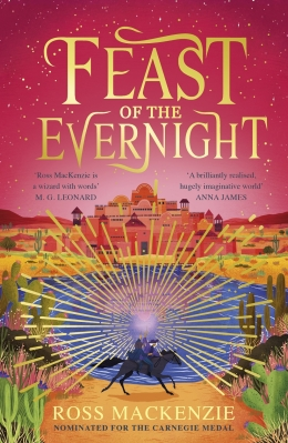 Win a copy of Feast of the Evernight by Ross MacKenzie