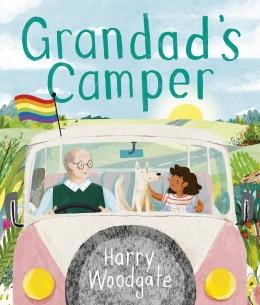 Win a hardback copy of Grandad's Camper by Harry Woodgate!