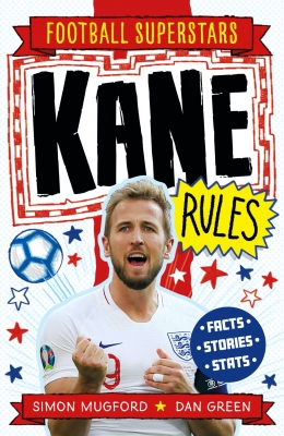 Win a complete set of Football Superstars books!