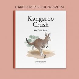 Win a Kangaroo Crush goodie bag from The Crush Series!