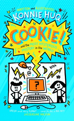 Win a set of Cookie books by Konnie Huq!