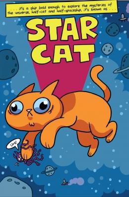Win a copy of Star Cat by James Turner & Yasmin Sheikh