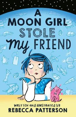 A Moon Girl Stole My Friend