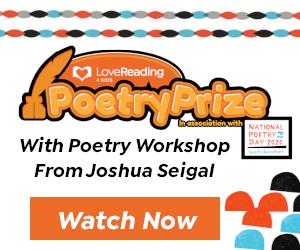 LoveReading4Kids Poetry Prize