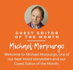 Guest Ed Michael Morpurgo