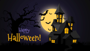 Halloween Small Banner