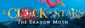 A Clock of Stars: The Shadow Moth Small Banner