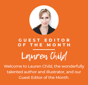 Guest Editor Lauren Child