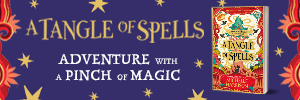 A Tangle of Spells Small Banner