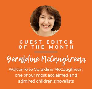 Geraldine Guest Editor