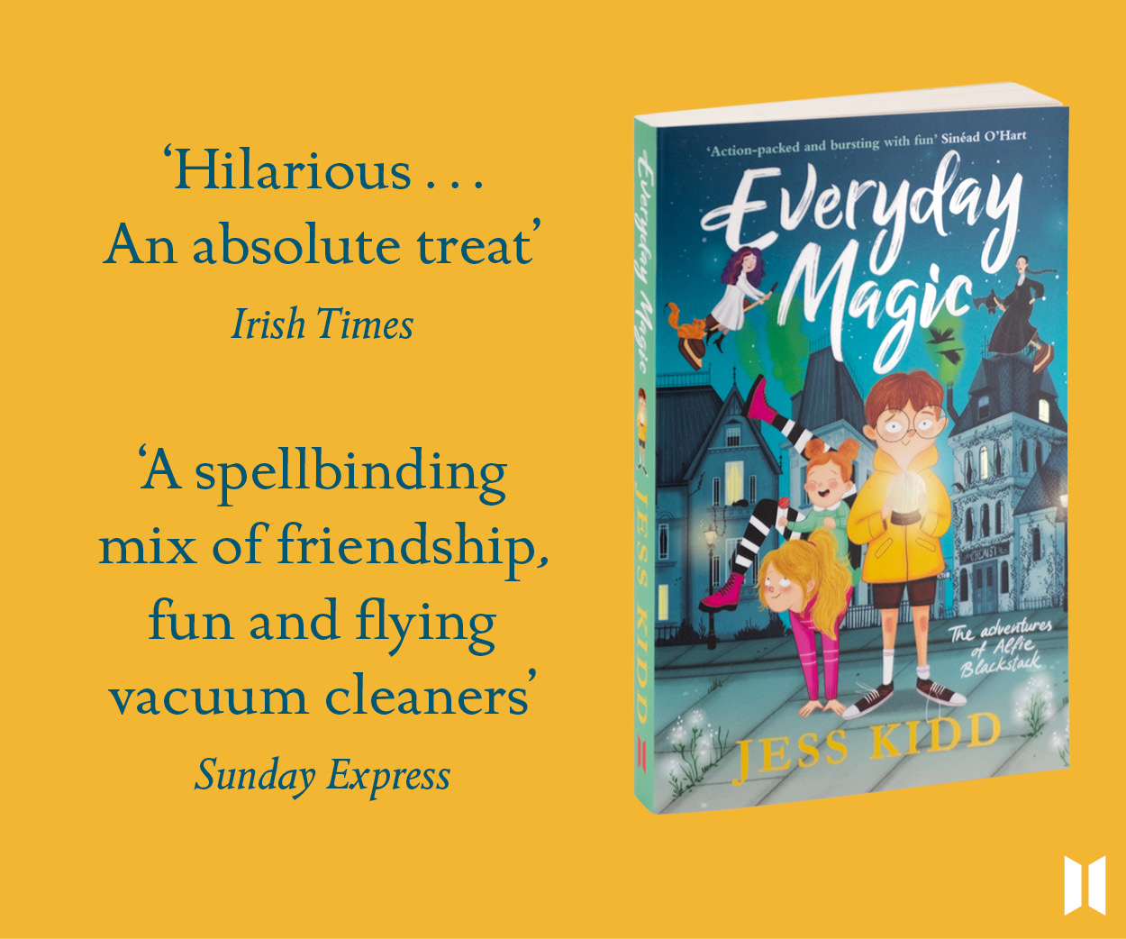 Everyday Magic The Adventures of Alfie Blackstack