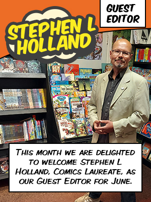 Guest Editor Stephen Holland